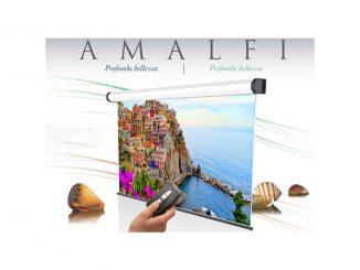 Schermo elettrico Amalfi Sopar