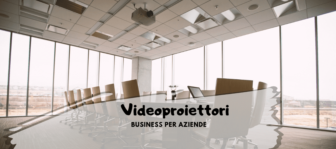 Videoproiettori Business