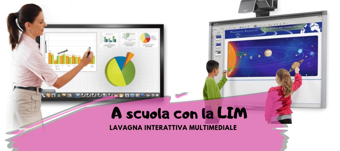 Lim Lavagna interattiva