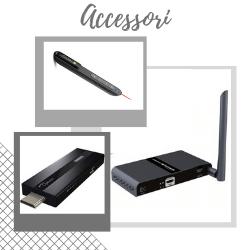 Accessori videoproiettori