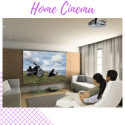 Videoproiettori Home Cinema